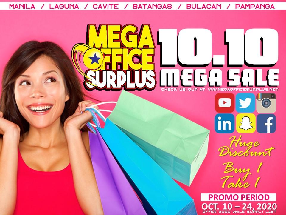 Sale1010 Megaoffice Surplus
