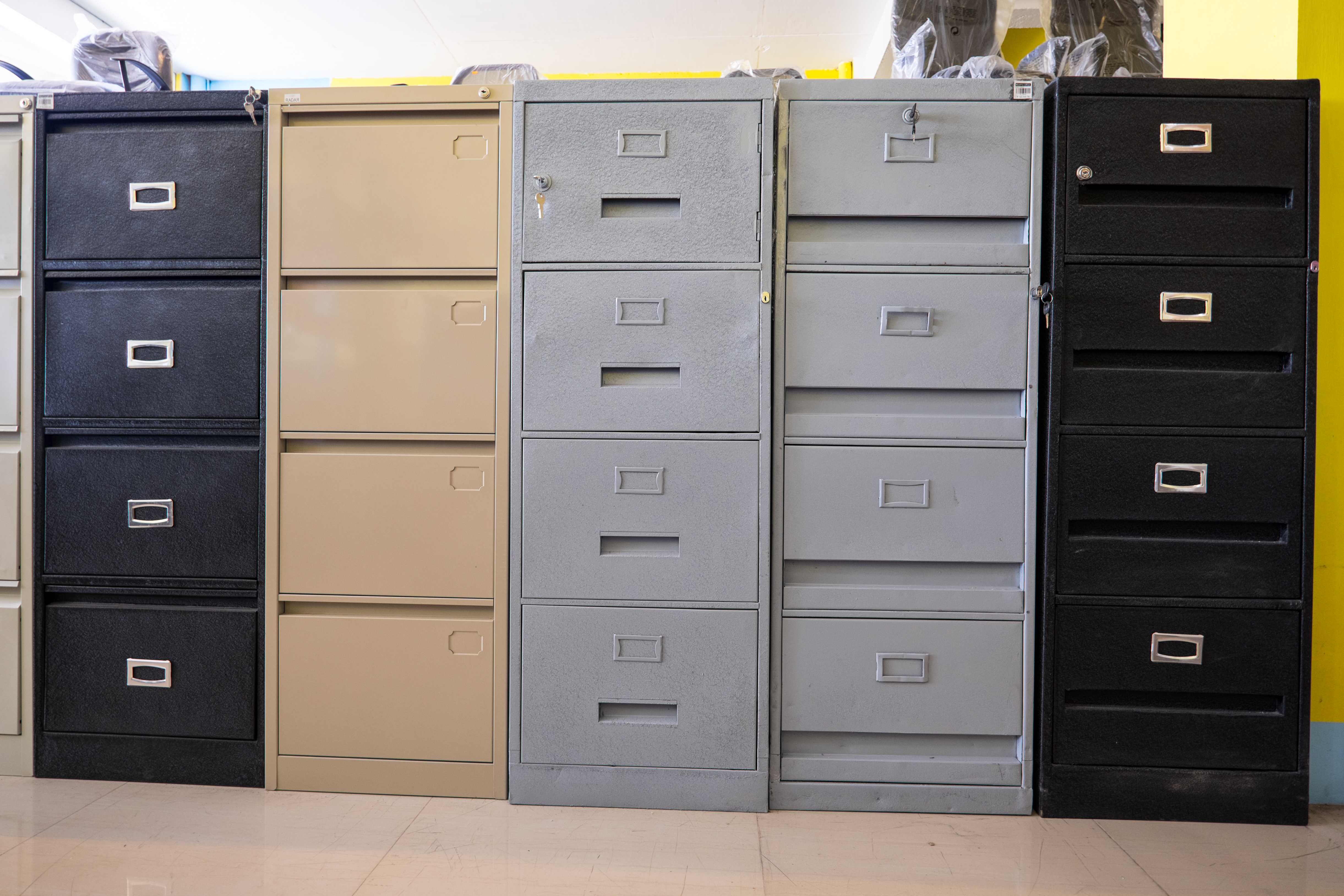 Steel Filing Cabinet : Megaoffice Ph