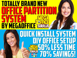 Office System Partition Megaoffice