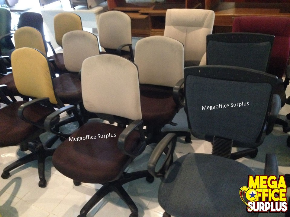 Office Swivel Midback Chairs Megaoff