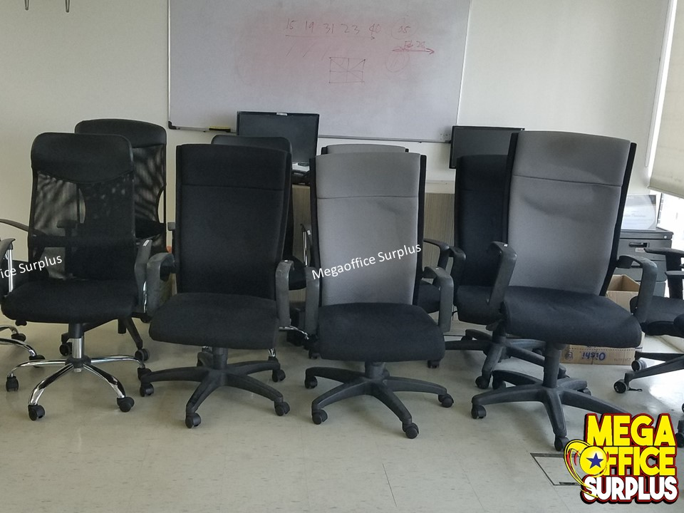 Surplus Chairs Megaoffice