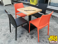 Resto Plastic Chairs megaoffice