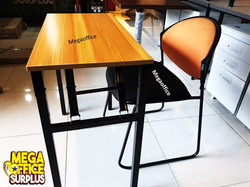 Office tables and chairs folding