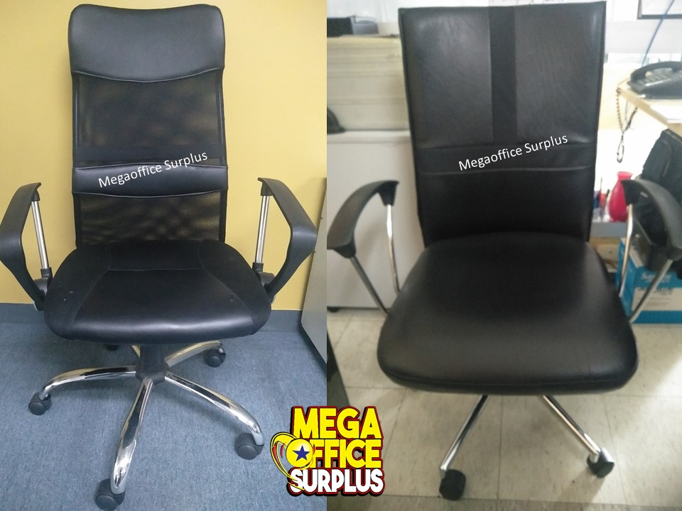 Executive Mesh Highback Chairs Megaoffic