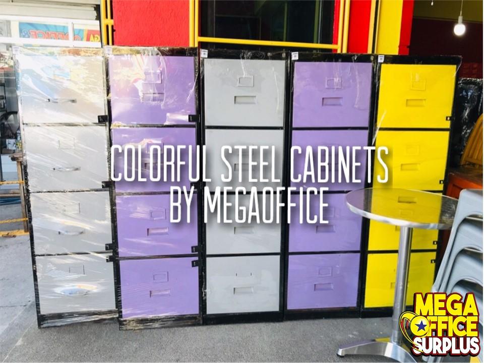 Refurbish Steel Filing Cabinet Megaoffic