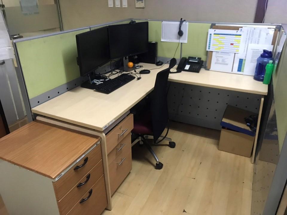 Office Workstation Megaoffice Surplus