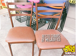 Supplier of Used Resto Chairs