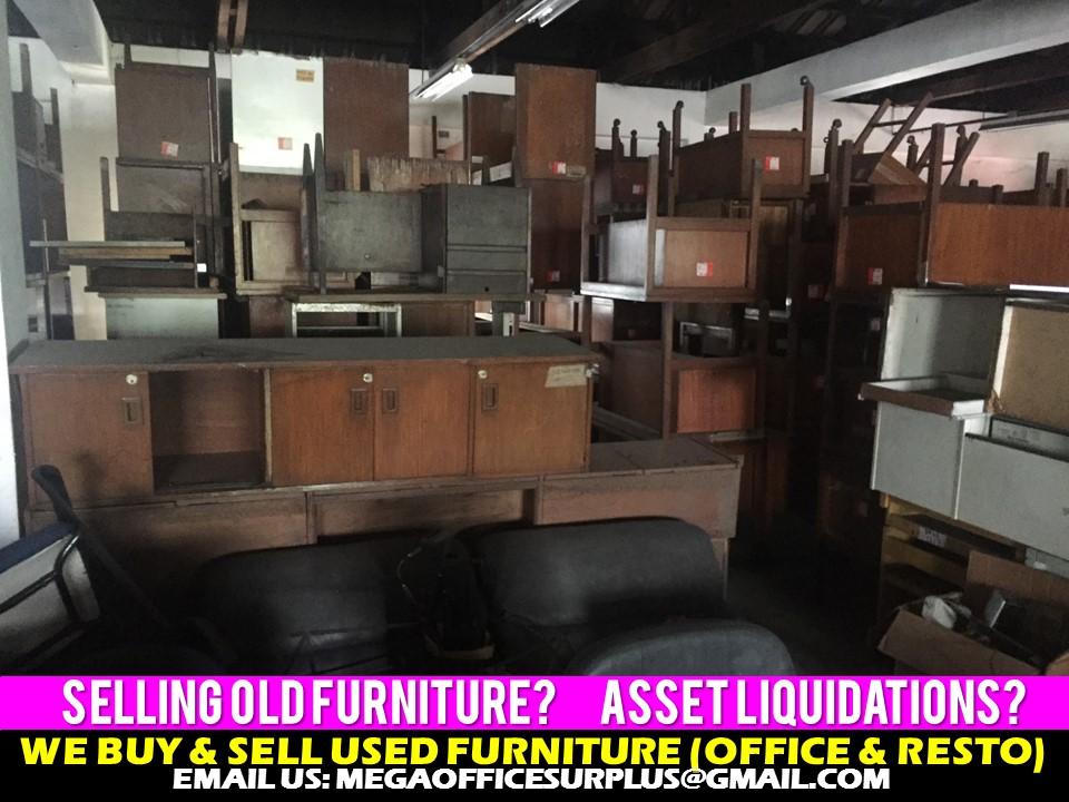 Old Furniture Disposal Manila
