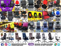 Ergo Mesh Chairs