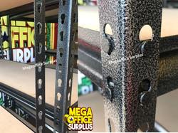 Megaoffice SolidSteel Open Steel Shelf