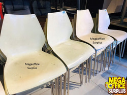 Fast Food Used Chairs Mcdo