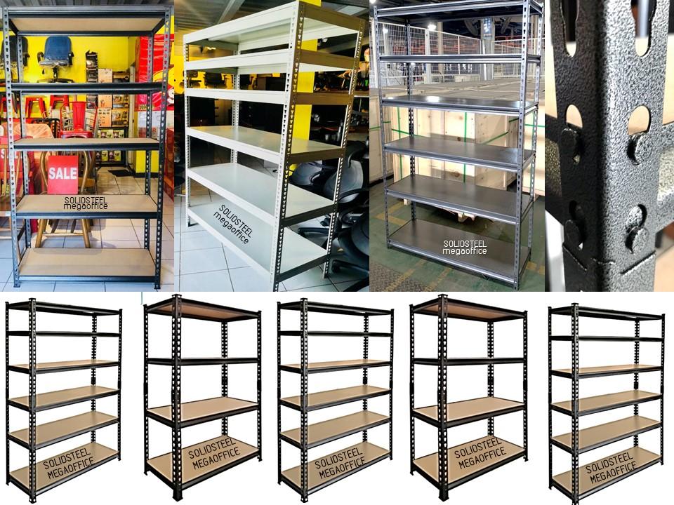 Steel Racking Shelf Importer Megaoffice
