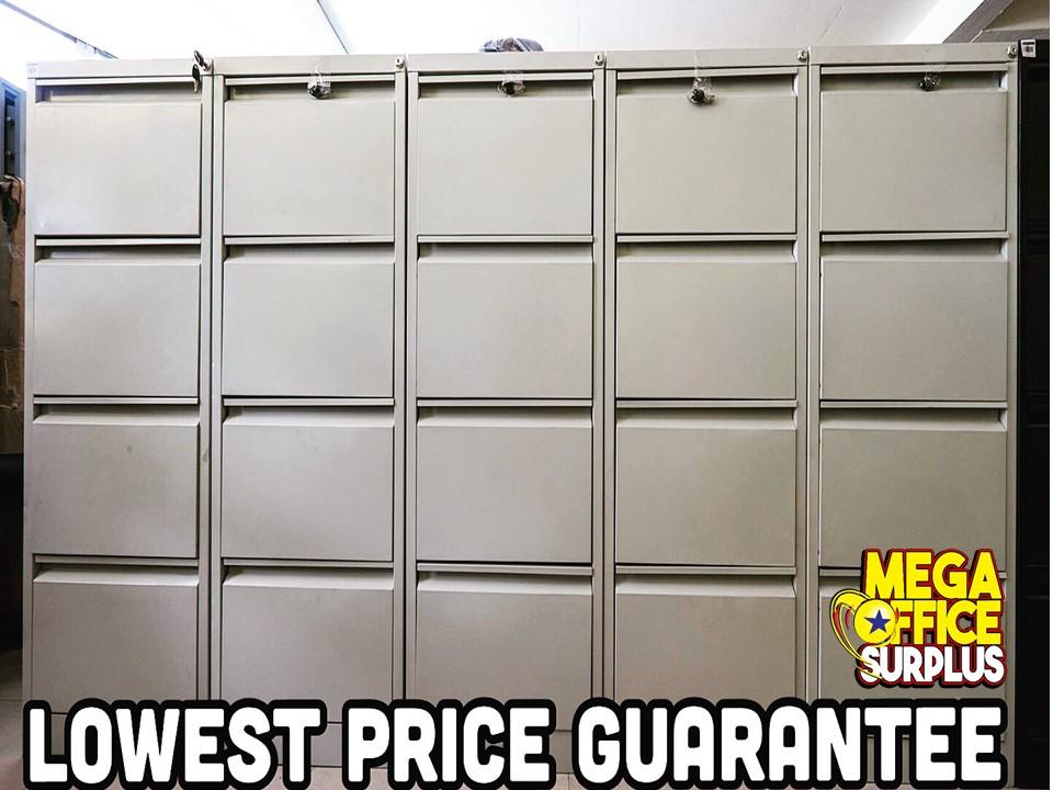 Vertical Steel File Cabinet Megaoffi