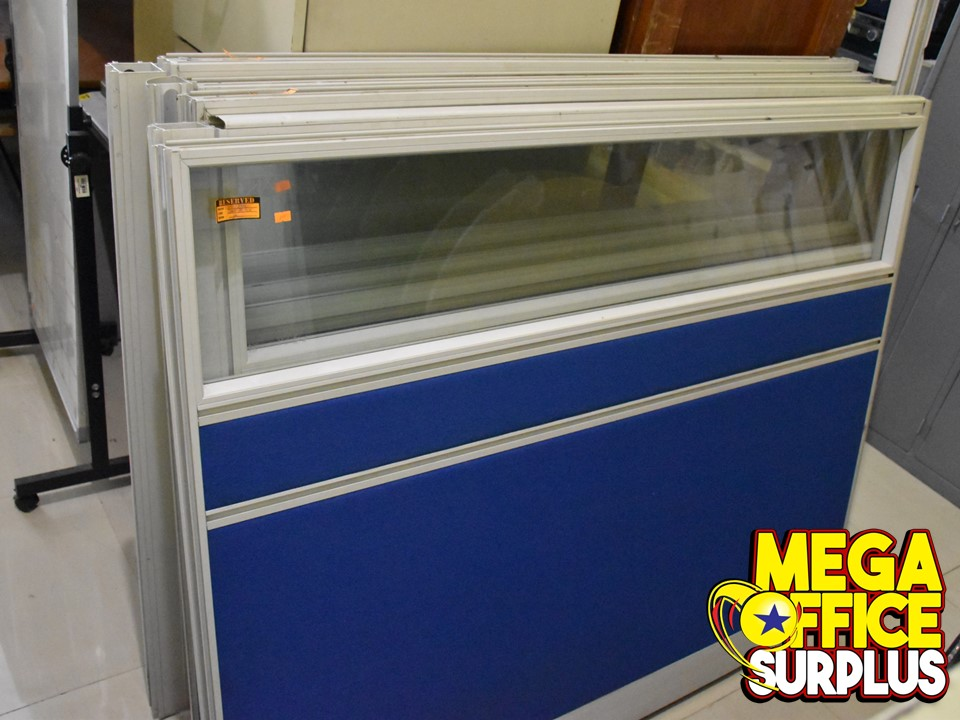 Used Partition panel megaoffice Surp