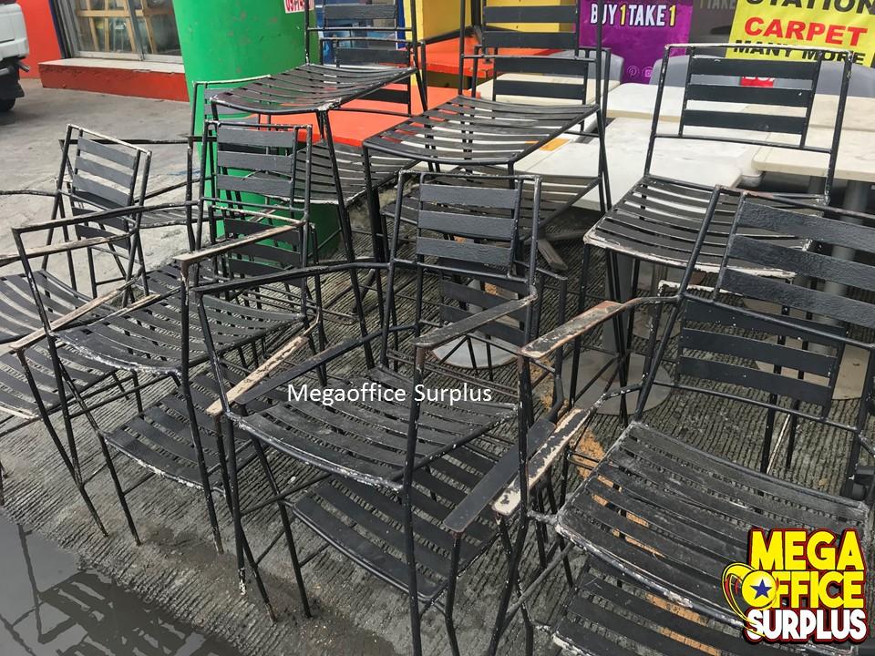 Steel Chairs Supplier Manila