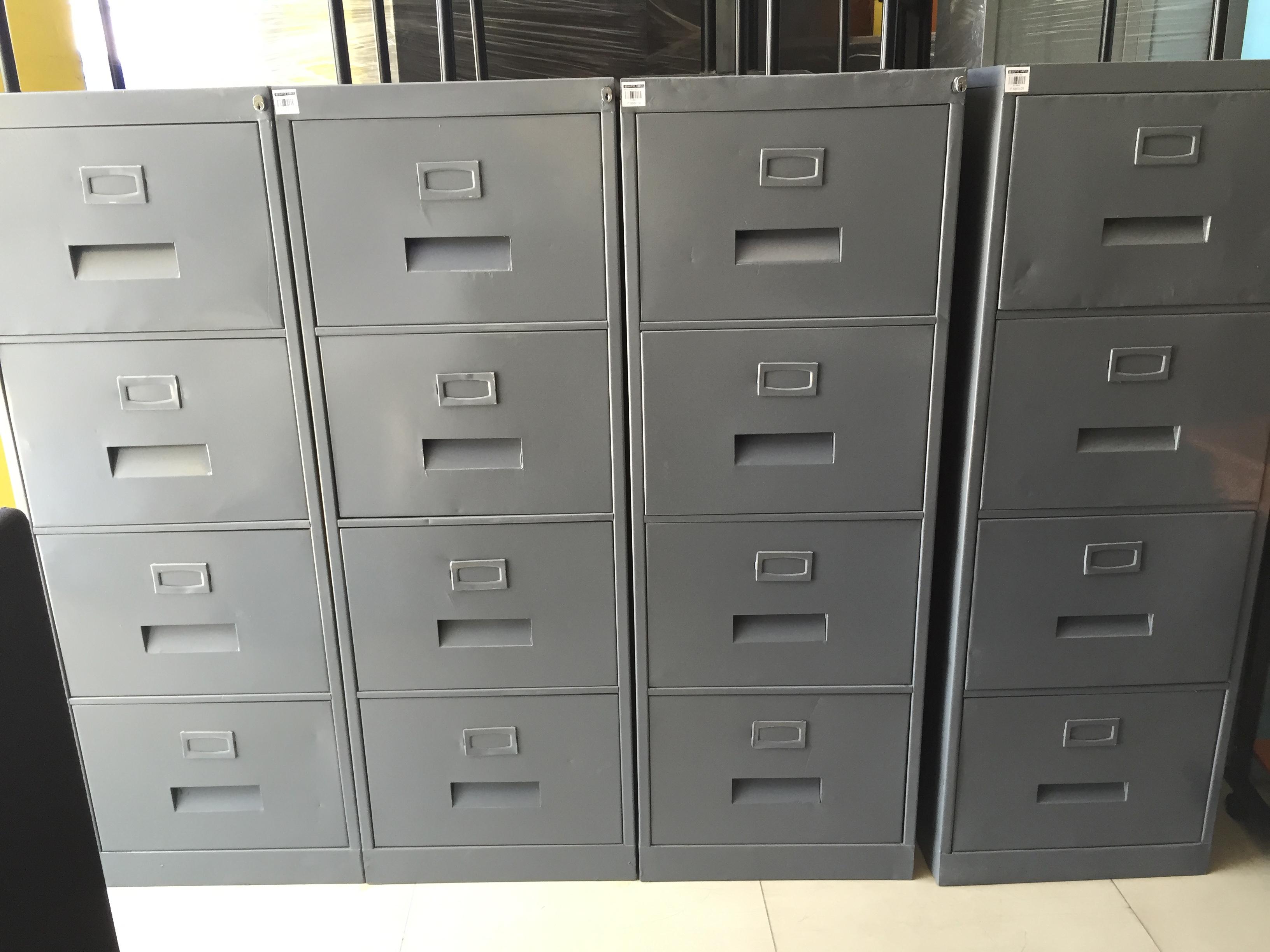 Megaoffice Surplus 4 Layer File Cab