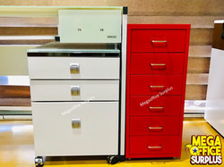 Cute Colorful Cabinet Megaoffice