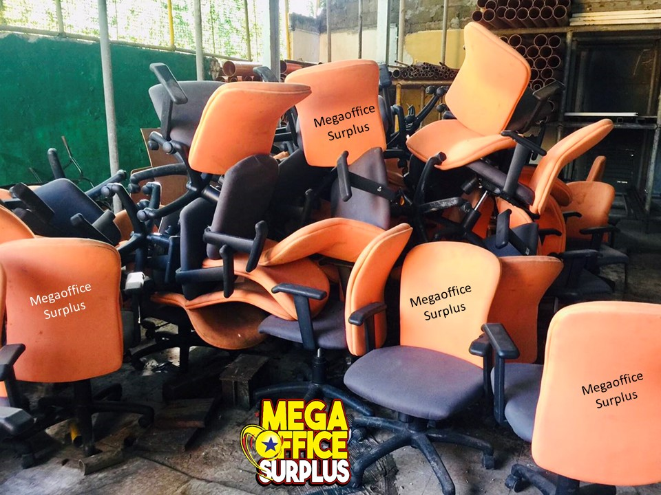 Surplus Office Staff Chairs Used