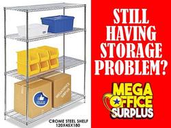 Steel Racking Shelf Supplier