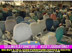 Used Office Chairs Disposal Buyer