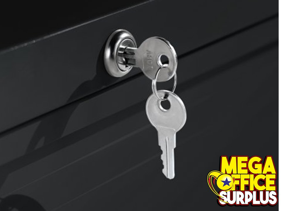 Used Steel Cabinet Megaoffice Surplu