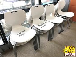 Office Plastic Chairs Surplus Megaoffice