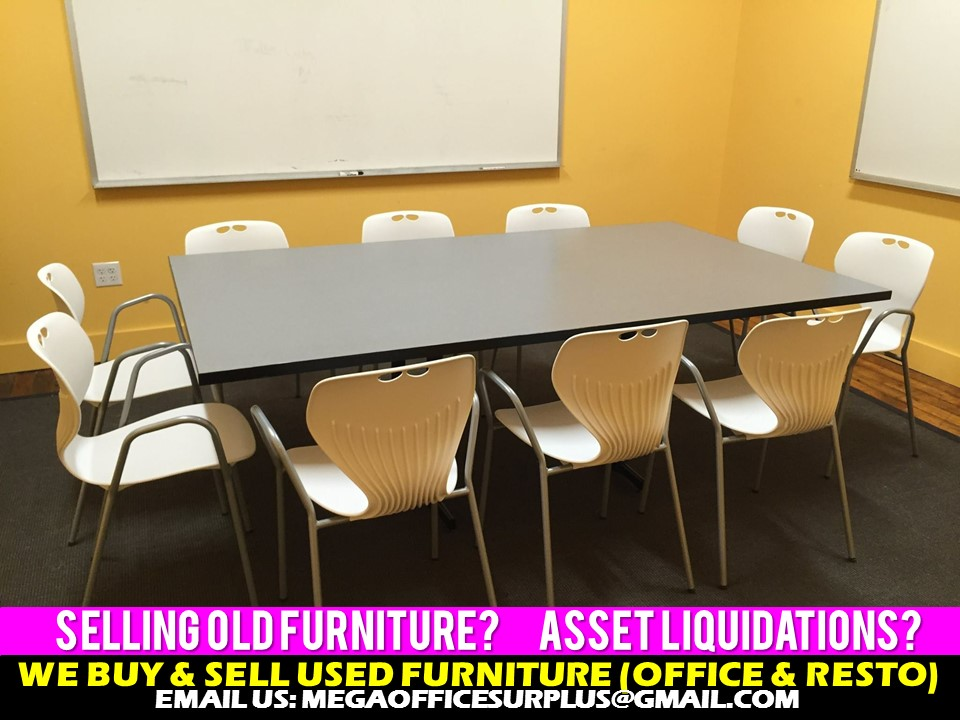 Used Office Tables Chairs Buyer Mega