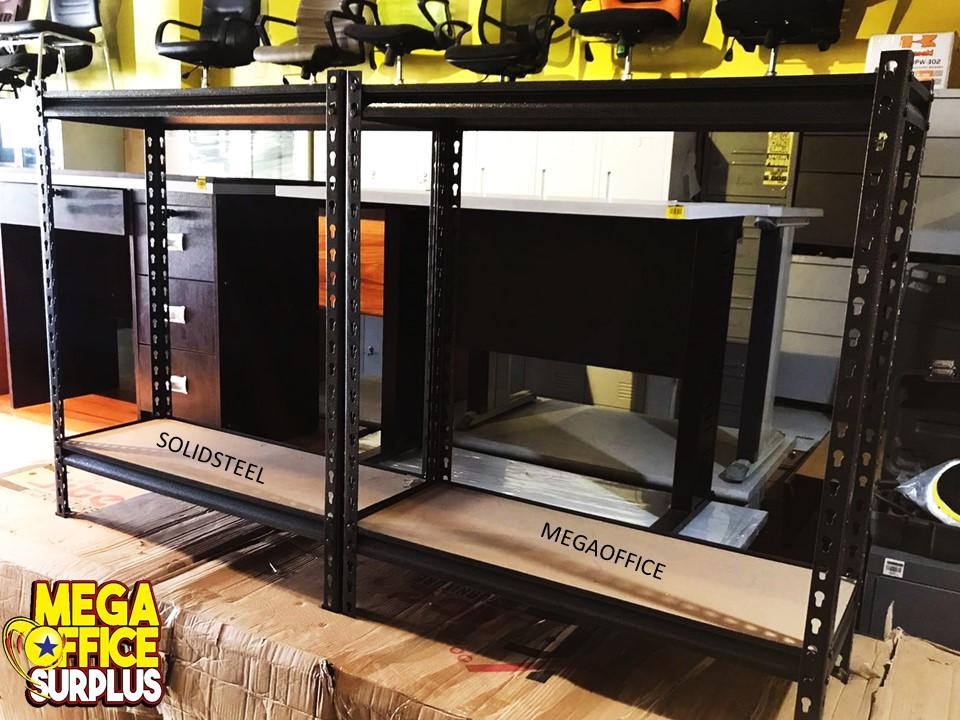 2 Layer Steel Rack Megaoffice