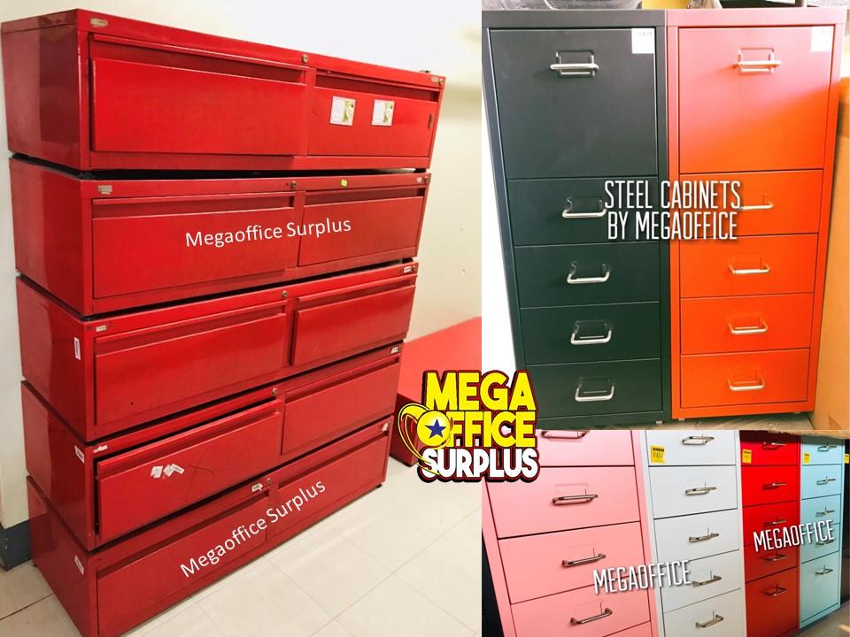 Surplus Steel Cabinet Megaoffice