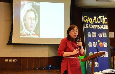 Team Building Corporate Event by Dr Joyce Piap Go