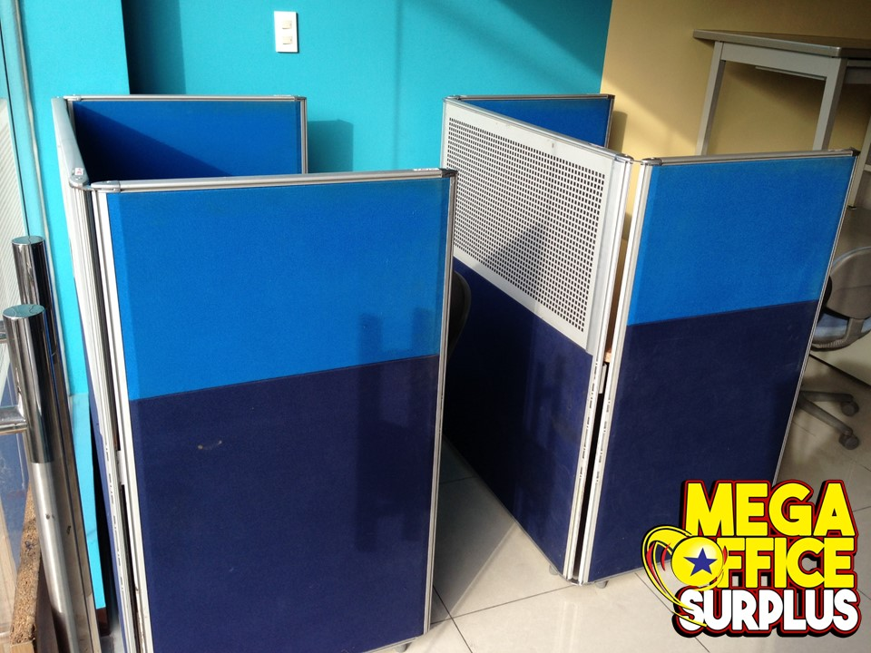 Used Cubicle Office System