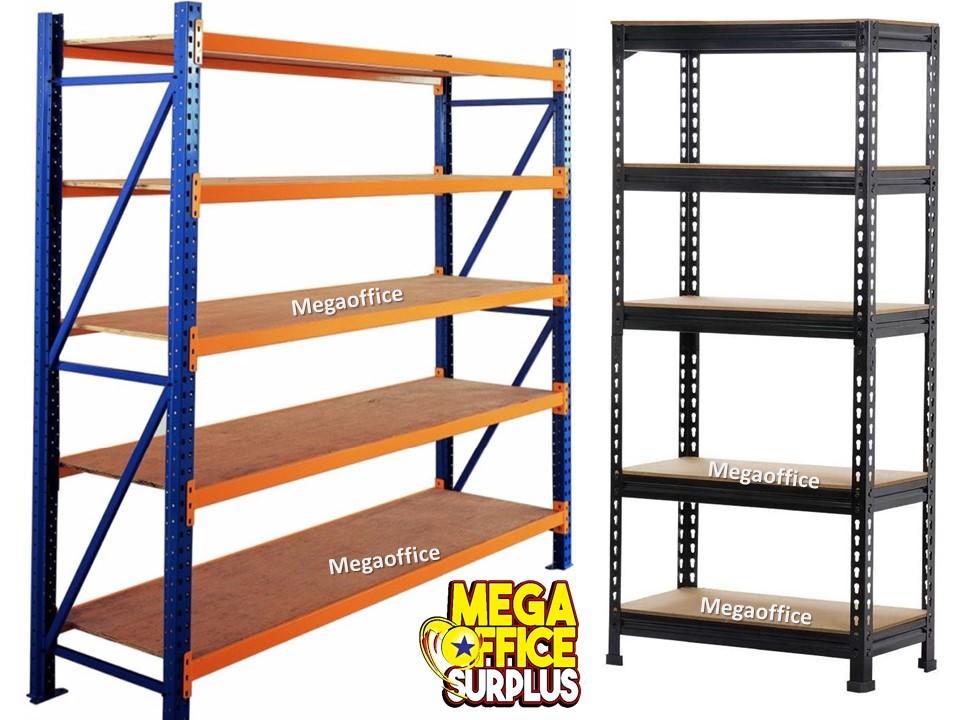 Industrial Racking Shelf Megaoffice Manila Importer