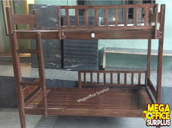 Bunk Double Bed Megaoffice