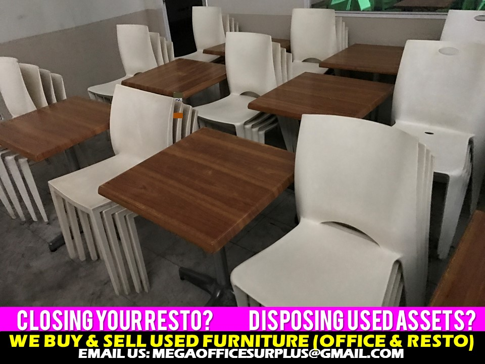 Restaurant Furniture Disposal Mega