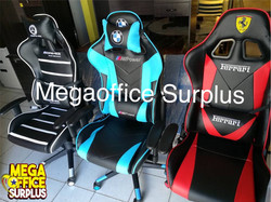 Ergo Gamers Racing Chair Megaoffice