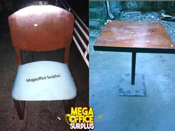 Used Resto Bar Furniture Sale