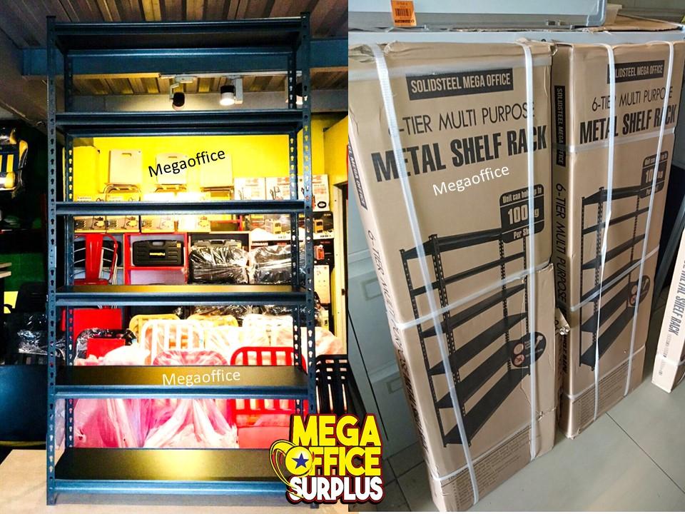 Metal Rack Supplier : Megaoffice