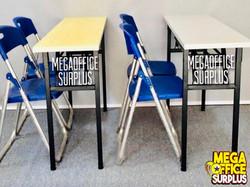Long Training Table Megaoffice Surplus