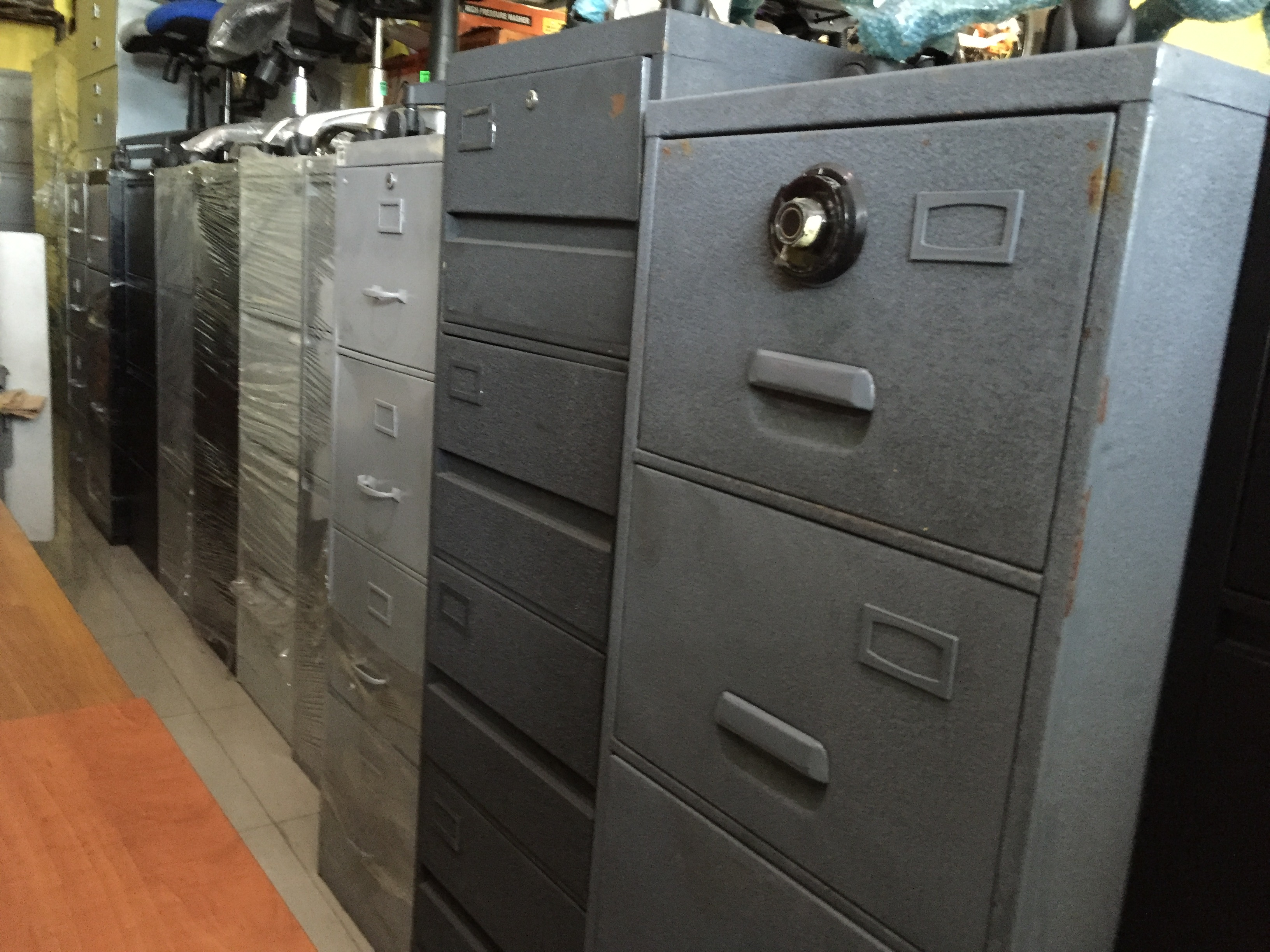Megaoffice Surplus Filing Cabinet