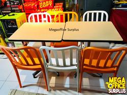 Surplus Furniture Milk Tea Shop