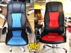 Manager Leather Office Chairs Megaoffice