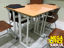Used Study Table Megaoffice
