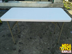 Free Standing Metal Table Megaoffice