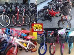 Kids Bike BMX Mountain Bike Megaoffi