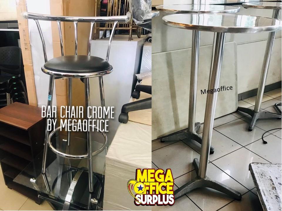 Crome Restaurant Furniture Shop Megaoffice