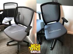 Ergo Chair Office Used Megaoffice Surplus