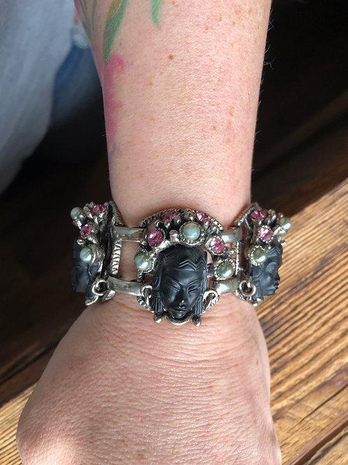 Vintage Queen Bracelet