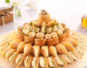 Dubai Arabic Oriental Sweets