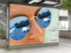 Free Mall Indoor Billboard Digital Ad Mo