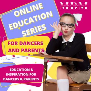 PARENT & DANCER EDUCATION SERIES